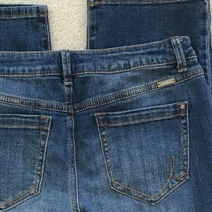 INC International Concepts Jeans - INC DENIM STRAIGHT LEG REGULAR FIT SIZE 10